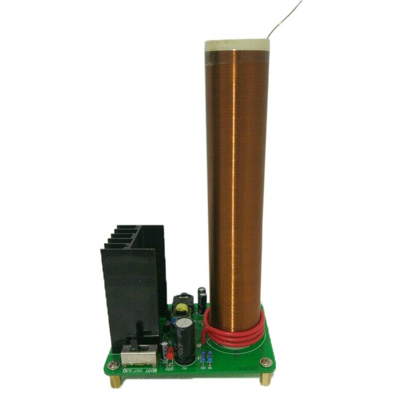 mini altifalante falante plasma arc bobina de 01