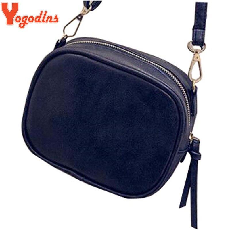 Yogodlns Women Bag Shoulder Bags Small Crossbody Bags Bolsa Feminina Famous Bran