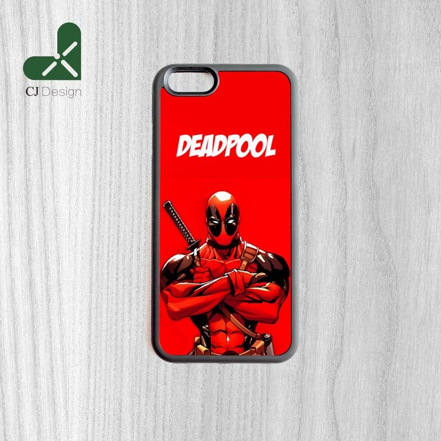Wholesale And Retaile Deadpool Custom Wallpaper Mobile Phone Housing