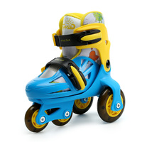 Wheely Jazzy LED Light Children Roller Skate Shoes With Wheels Kids Junior Boys Girls Sneakers Glowing
