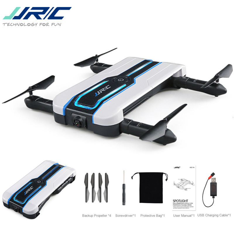JJRC H61 Spotlight WIFI FPV Selfie Drone с камерой 720P - Радиоуправляемые игрушки