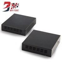 Szbitc HDMI удлинитель 100 м по IP/сети tcp Поддержка 1920x1080 P Расширение hdmi передатчик/приемник С ИК HDCP