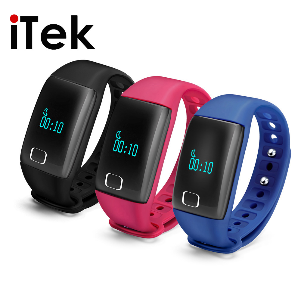 IP67 Waterproof TK08C Smartband Bluetooth 4.0 Smart Bracelet Band Activity Wrist