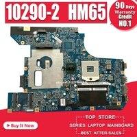 10290 2 48.4PA01.021 LZ57 MB mainboard for Lenovo V570 V570C motherboard B570 Z570 motherboard HM65 PGA989 test 100% work