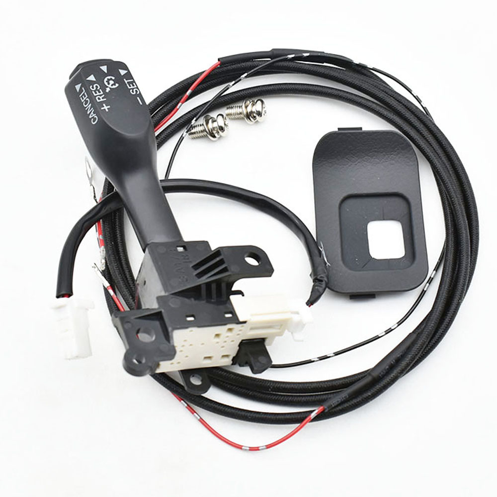 84632-34017 84632-34011 Cruise Control Switch 45186-02150-B0 45186-42030 For <font><b>Toyota</b></font> RAV4 2009-<font><b>2013</b></font> <font><b>Corolla</b></font> 2007-2012 90159-50199 image