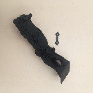 Image 2 - شحن مجاني! Dx4 غطاء رأس الطباعة/adpater لرولاند VP540 740 ميماكي موتوه الطابعة الإيكولوجية المذيبة dx4 رأس الطباعة متعددة