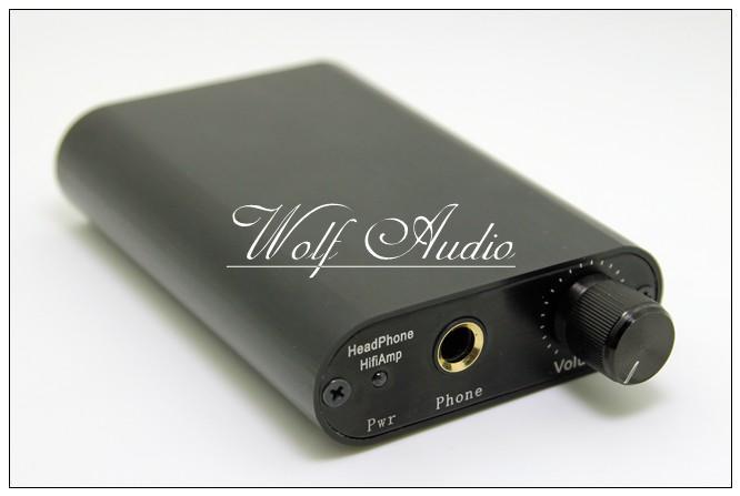 Finished L1969Phone SE Pure Class A Headphone Amplifier HiFi Mini Headphone Amp Based on 1969 Amplifier