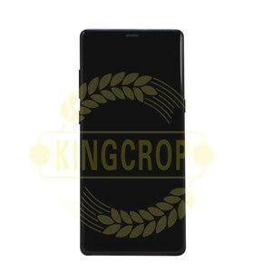 Image 2 - Pantalla Lcd táctil para Samsung galaxy Note 8 N950F N950D N950DS N950U, montaje de digitalizador con marco para Samsung Note 8 lcd