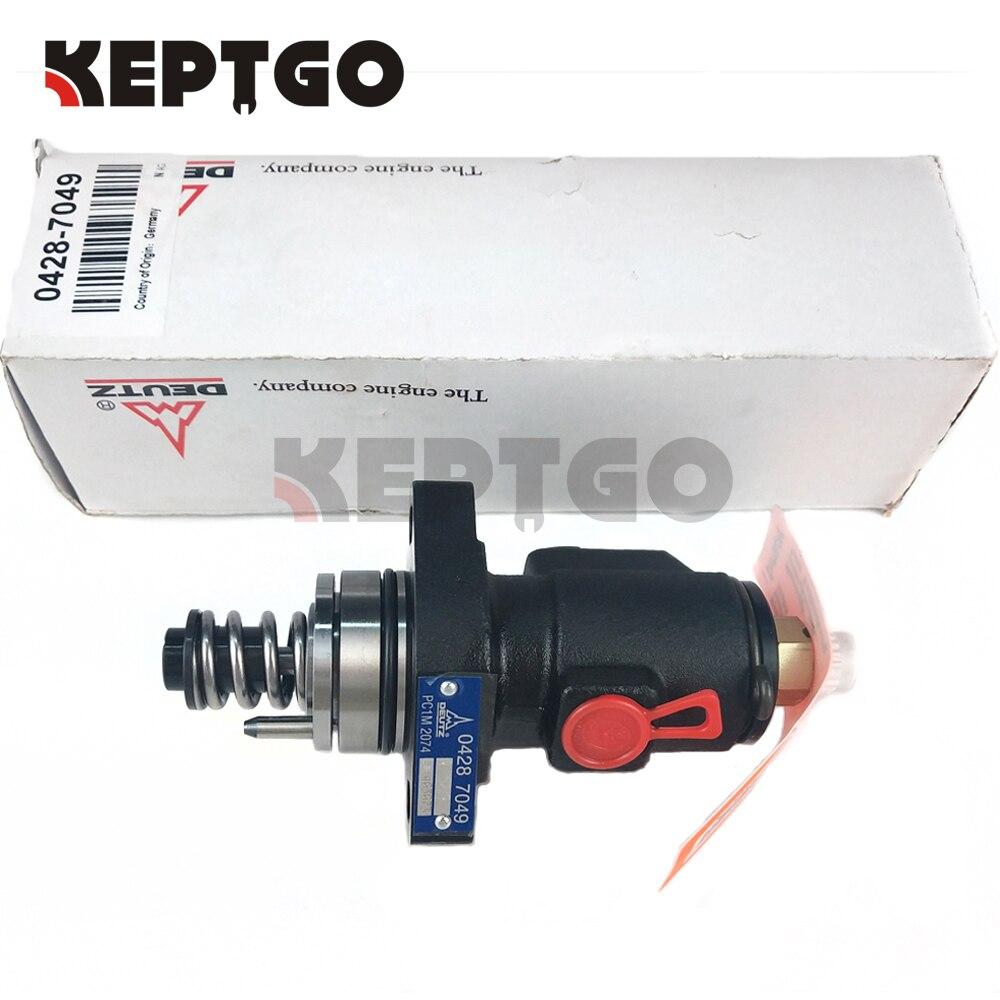 New Unit Pump 0134 0380 / 01340380 01340327 / 0134 0327 Fuel Injection Pump for Deutz 2011 1011 Engine