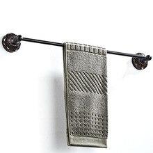 Винтажный стиль латунь отделка ванная комната полотенцесушители стойки баров и туалет щетка набор