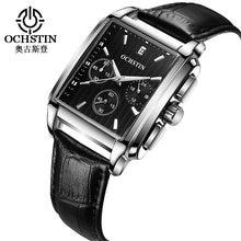 8c02c7db506 OCHSTIN Mens Relógios Top Marca de Luxo Militar relógio de Pulso Sport  Chronograph Relógio de Quartzo