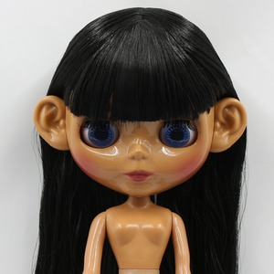 Image 5 - DBS blyth doll icy toy ears toy white natural tan dark and super black skin, only ears no doll