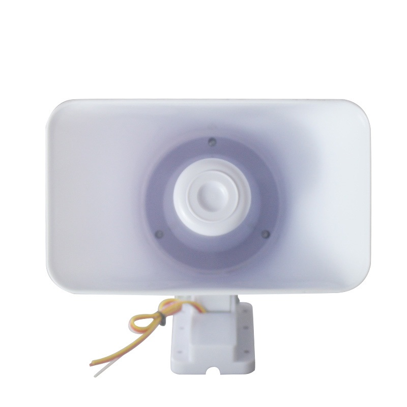 12VDC Outdoor Wired Alarm Siren Horn 150db For Home Factory Office Storehouse Security Alarm System GSM Alarm