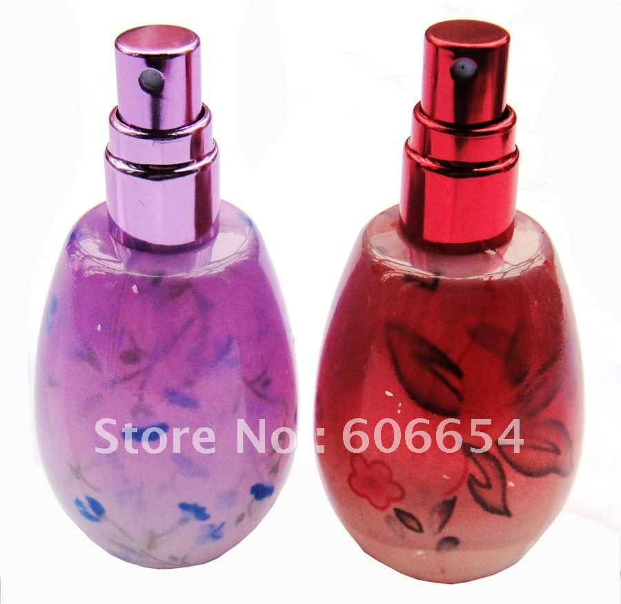 Perfume Bottles Vanilla And Perfume Bottle: 18ML Perfume Packaging Bottle Decorative Perfume Bottles Collectibles Wholesale Glass Empty