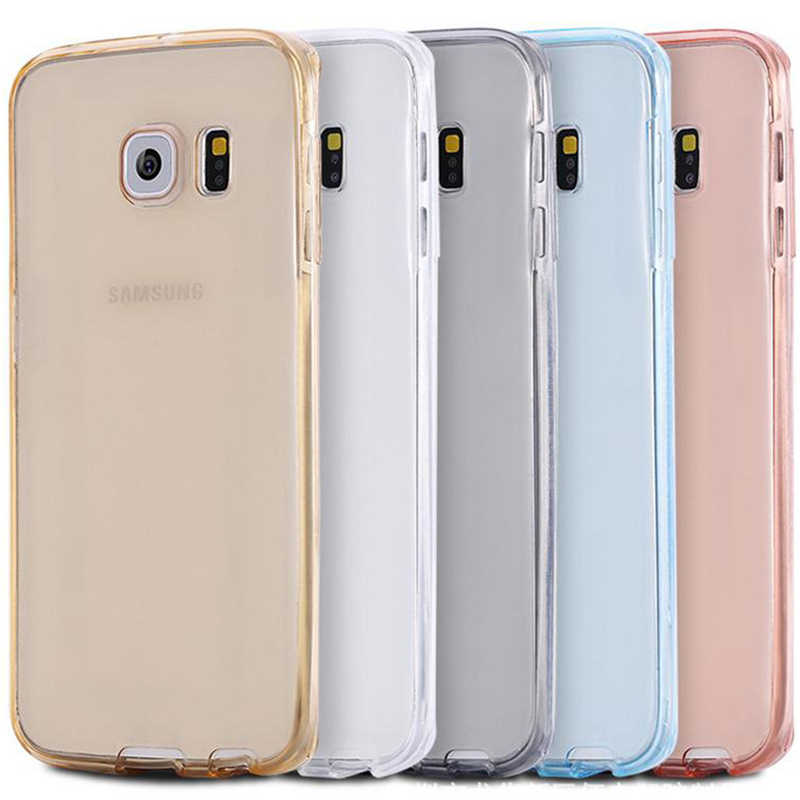 Đối với Samsung galaxy J7 Neo Nxt Core J5 Thủ J3 Pro J1 A3 A5 A7 A8 Cộng Với 2015 2016 2017 2018 duos Bìa Mềm Điện Thoại Di Động Trường Hợp