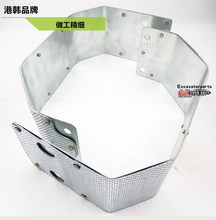 Komatsu PC200/210/220/240/300/360-7-8 supercharger insulation shield excavator accessories DIGGER(China)