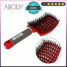 Abody Hair Brush Hairbrush Comb For Magic Ionic Shampoo Detangling Hair Brush Lice Comb Tangle Scalp Massager Brushes Hairbrush