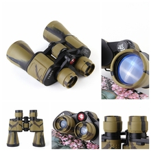 Cheaper High Quality Classic Binoculars 20X50 HD Wide Angle BAK4 Prism Binocular Telescope for Outdoor Travel Hunting Sightseeing