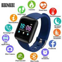 2019 Digital watches Mens or women Smart Watch Blood Pressure Waterproof Heart Rate Monitor Fitness Tracker Sport fitness watch