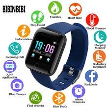 2019 デジタル腕時計メンズや女性スマート腕時計血圧防水心拍数モニターフィットネストラッカースポーツフィットネス腕時計