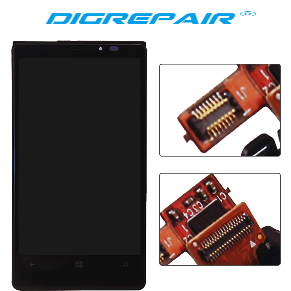 Best Nokia Lumia 920 Touchscreen Problem Image Collection Black Lcd Display Touch Screen Digitizer Bezel Frame Full Assembly Repair Parts For