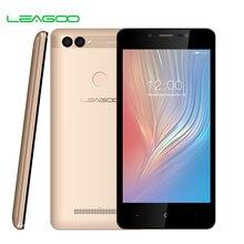 LEAGOO GÜÇ 2 5.0 inç 2 GB + 16 GB Cep Telefonları Yüz Parmak Izi KIMLIK Android 8.1 MT6580A Dört Çekirdekli çift SIM 8MP 5MP 3G ...