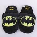 Плюшевые тапочки с супергероями  Бэтменом  Суперменом  дэдпулом  человеком-пауком  домашние зимние тапочки для детей  женщин и мужчин