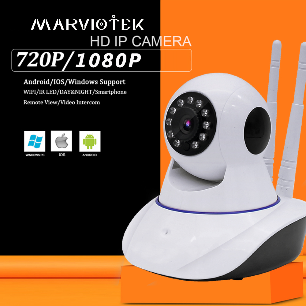 720P 1080P HD Home Security IP Camera Wifi Network CCTV Camera Wireless Video Surveillance Camera IR Night Vision Baby Monitor цены