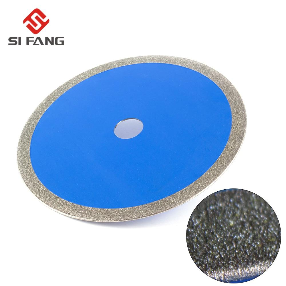 Nouvelle haute qualité 250mm diamant scie lame disque abrasif verre céramique coupe roue pour meuleuse d'angle
