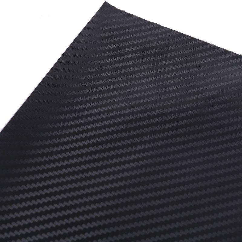 3D Carbon Fibre Skin Decal Wrap Sticker Case Cover For 17 PC Laptop Notebook