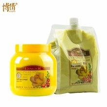 2PCS/lot Ginger Hair Scalp Massage Cream Hair Mask Set Hair & Scalp Treatment Cream Nourishing Repair Damaged Hair Care Products