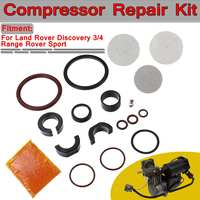 Car Air Suspension A/C Compressor Repair Kit For Land Rover Discovery 3/4 Range Rover Sport RQG000017 RQG000018 RQG000019
