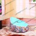 FRETE GRÁTIS assento de bebê com 2 pcs up tampa de assento do bebê do saco de feijão sofá do saco de feijão cadeira do saco de feijão móveis