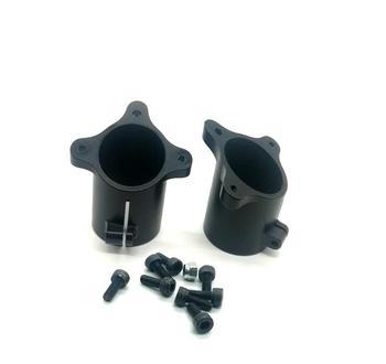 TianYuQi 20mm/25mm aluminiumlegierung carbonrohr stecker multi achsen flugzeuge stativ anschluss sitz