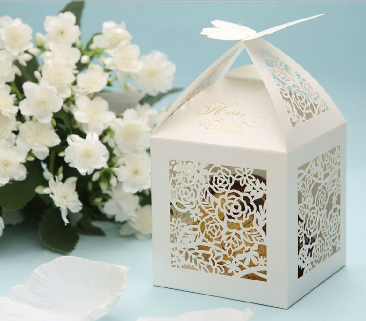 Small Gifts For Wedding Guests: Free Shipping New Arrivel Wholesale 100pcs/lot WD003