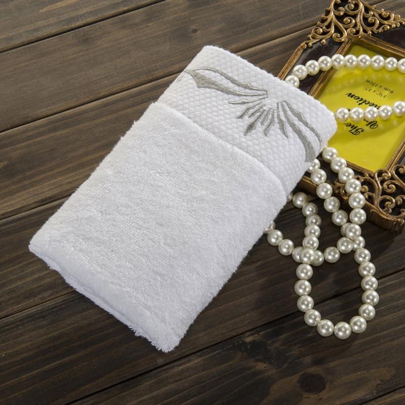 J pinno Gesicht Hand Bad 100% Baumwolle 3 stücke Hotel Weiß Handtuch Set Super Weiche Erwachsene Medizin Waschen Hohe Saugfähigen antibakterielle