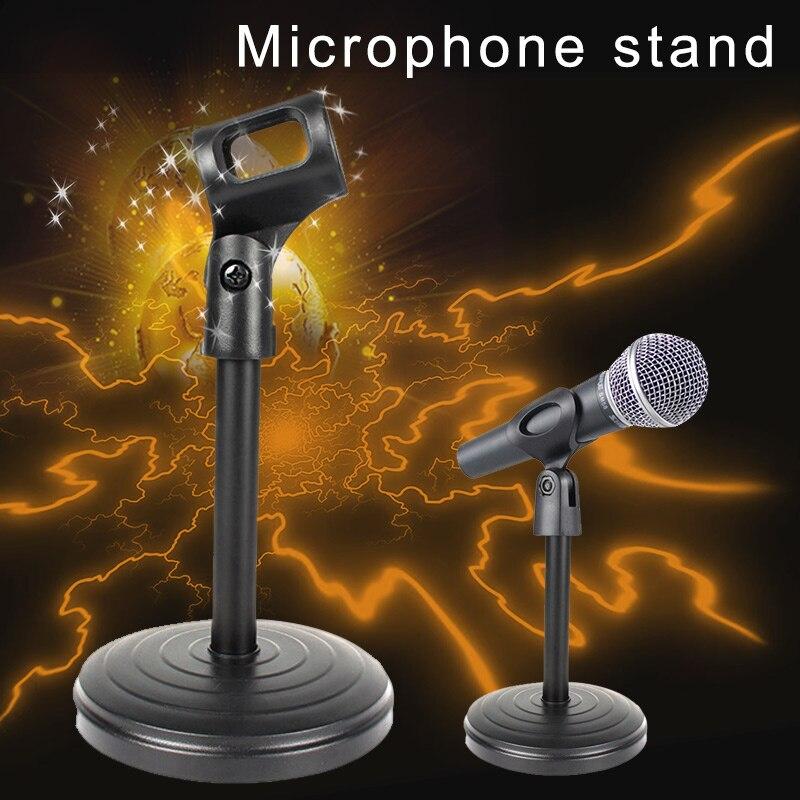 Systematisch Mini Tragbare Tisch Mikrofon Mic Stand Halterung Desktop Runde Basis Halter Gdeals Gut Verkaufen Auf Der Ganzen Welt Heimelektronik Zubehör Unterhaltungselektronik