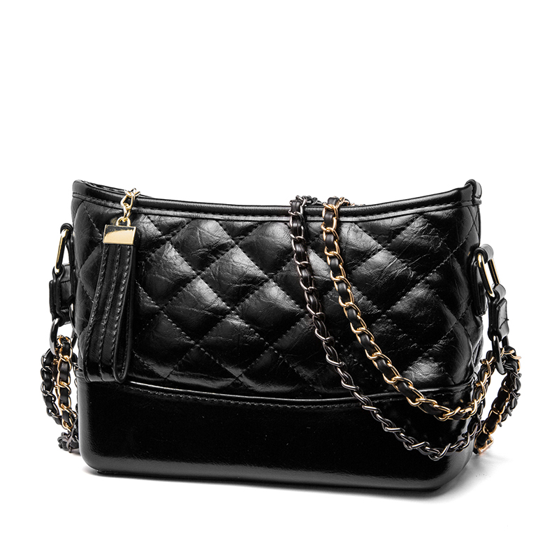224e47d2b8 High Quality Women Crossbody Bag Handbags Women Famous Brands Chain Luxury  Handbags Women Bags Designer Female Shoulder Bag-in Shoulder Bags from  Luggage ...