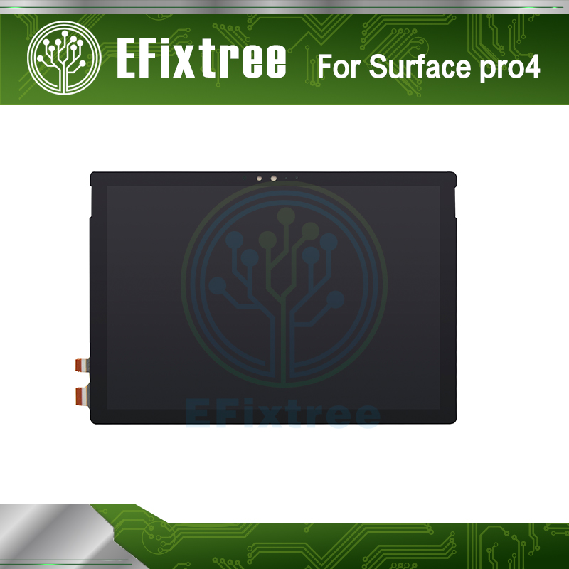 12.3 Inch Display Screen LCD Assembly For Microsoft Surface Pro 4 (1724) LCD Display touch screen digitizer Assembly цена