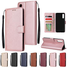 A505F fone capa for samsung a50 Luxury Magnetic Book case For Samsung Galaxy A50 Slim PU Leather Wallet Flip Stand Cover Case