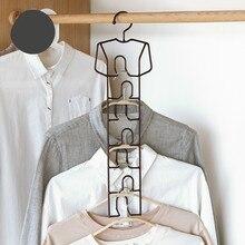 Многоцелевой кованого железа вешалка для сумок вешалка шарф галстук стойки Шкаф для хранения ремень крюк отделка стойки
