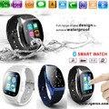 Symrun New Arrival M26 Bluetooth Inteligente Relógio de Pulso Smartwatch Telefone Telefone Para Telefones Android Ios Frete Grátis