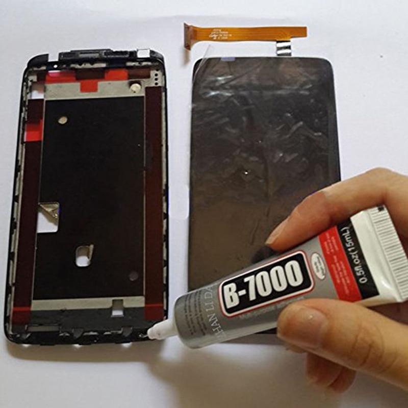25 мл многоцелевой клей B7000 DIY инструмента телефон ЖК-дисплей Сенсорный экран Ближний Рамка Корпус B-7000 клей