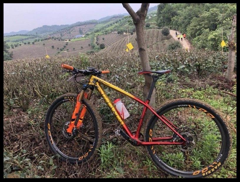 2018 Top Quality Full Carbon Fiber MTB Bike Frame 29e 27.5er 650b In 15