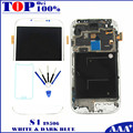 For Samsung Galaxy S4 i9506 LCD Touch Digitizer Screen + Frame Bezel with Free Tempered Glass and Repair Tools