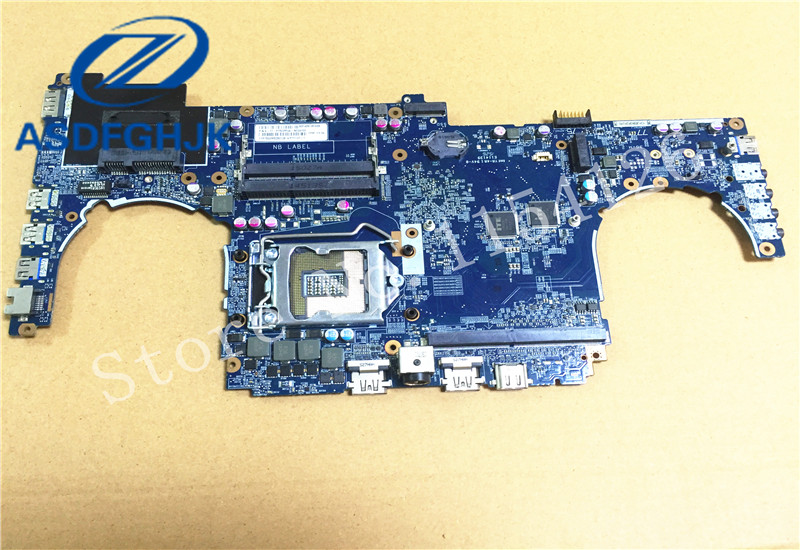 font b Laptop b font motherboard 6 71 P7500 D03A For Terrans Force FOR CLEVO