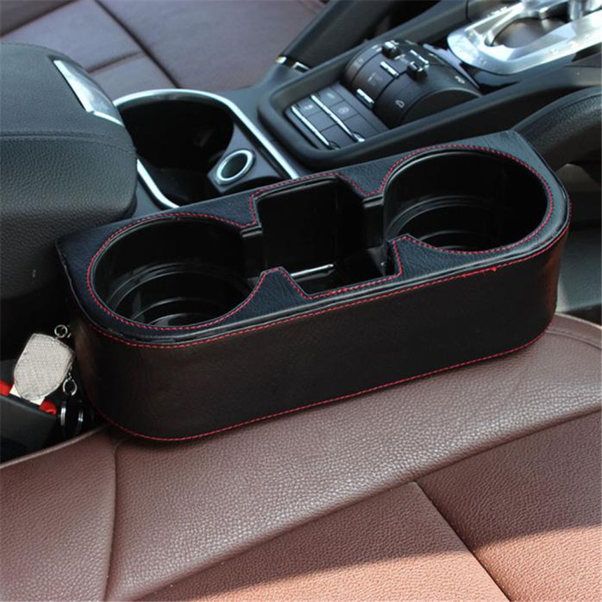 vanpower Durable ABS Car Vehicle Truck Folding Beverage Drink Bottle Can Cup Holder