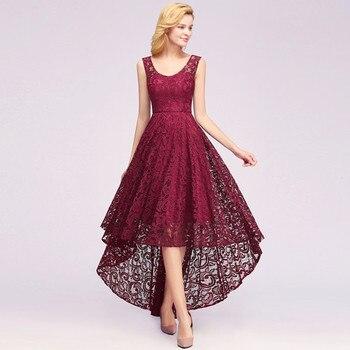 Merlot Lace Dress