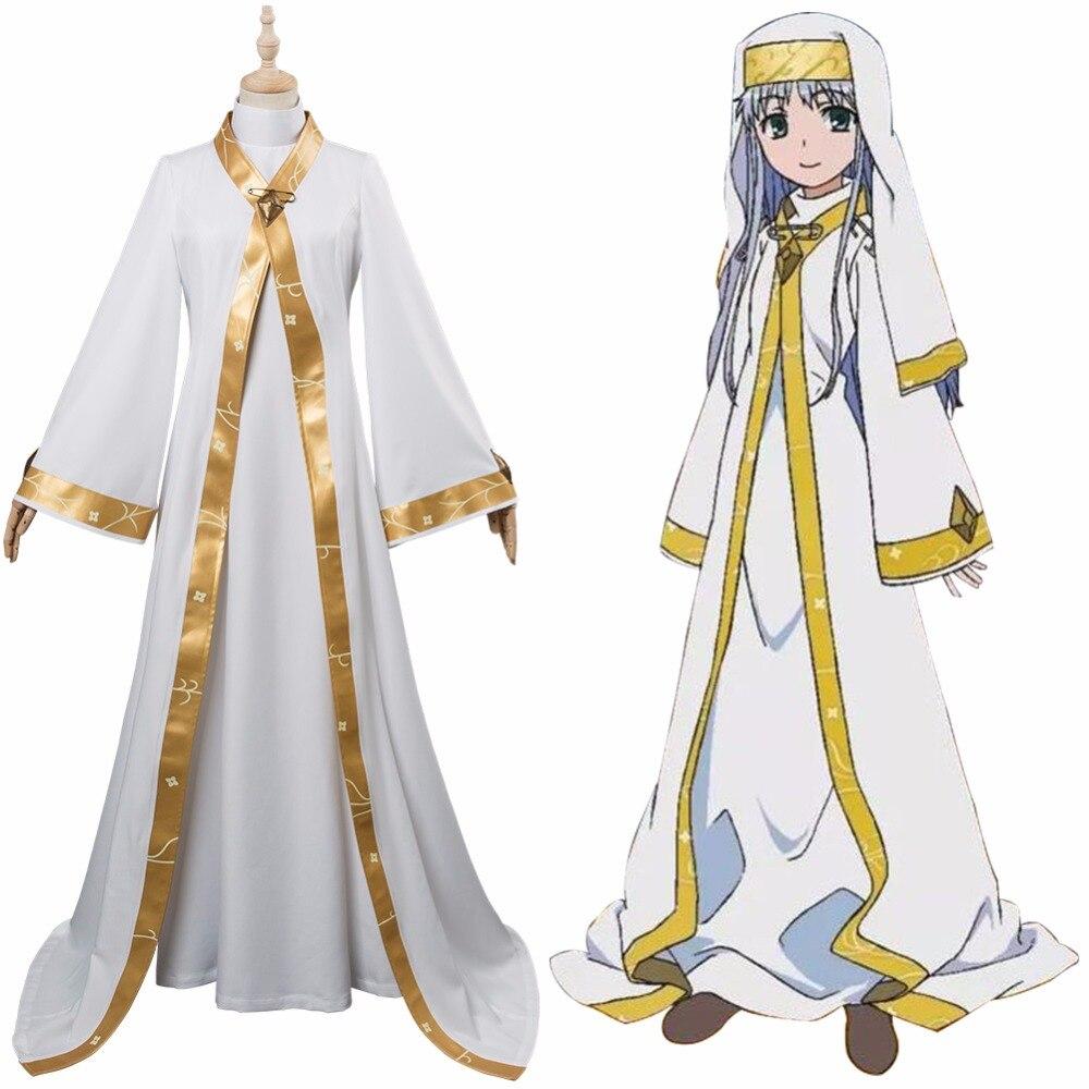 Для АРУ неким магическим ИНДЕКС железнодорожное Косплэй индекс Librorum Prohibitorum костюм сестра платье плащ халат для девочек на Хэллоуин