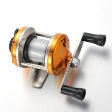 Mini Metal Bait Casting Spinning Reel